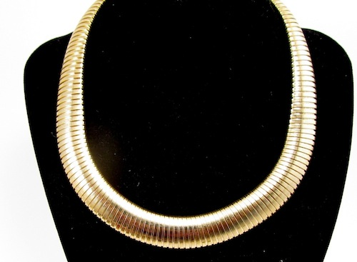 set an necklace index italian of gold elegant